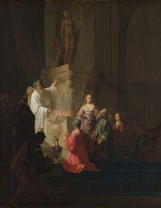 Solomon's Idolatory wikipedia.org