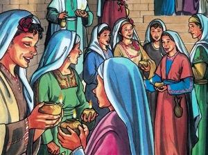 Parable of Ten Virgins