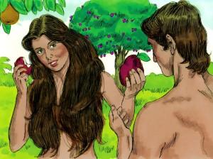 Eating forbidden fruit