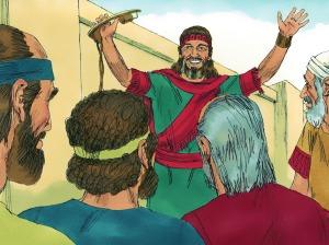 Boaz accepts responsibility