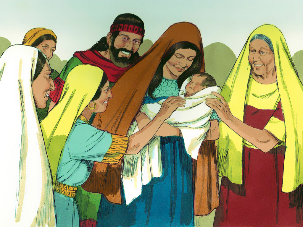 Ruth Bible Story For Kids