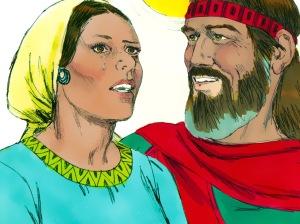 Elkanah's love