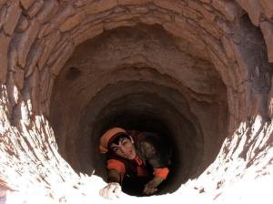 Joseph in dry well