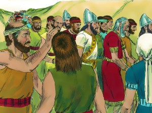 March of captives