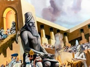 Babylonian worship