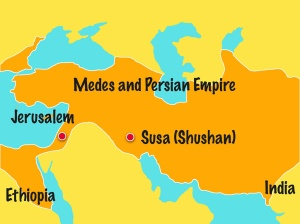 Kingdom of Xerxes