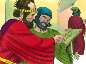 New decree: right of self defense for Jews