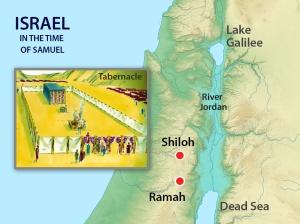 Trip Ramah to Shiloh