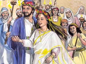 Joseph Marries Mary