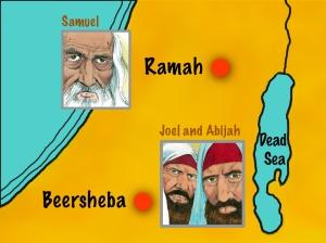New Judges in Beersheba